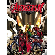 Avengers K Book 2: The Advent Of Ultron (BOK)