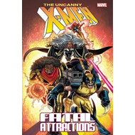 X-men: Fatal Attractions (new Printing) (BOK)