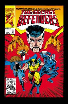 Doctor Strange And The Secret Defenders (BOK)