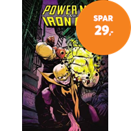 Produktbilde for Power Man And Iron Fist Vol. 1: The Boys Are Back In Town (BOK)