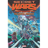 Secret Wars: Last Days Of The Marvel Universe (BOK)