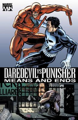 Daredevil Vs. Punisher: Means & Ends (new Printing) (BOK)