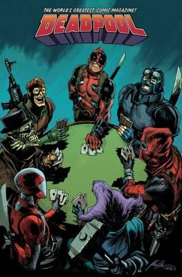 Deadpool: World's Greatest Vol. 5: Civil War II (BOK)