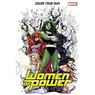 Color Your Own Women Of Power (BOK)