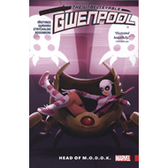 Gwenpool, The Unbelievable Vol. 2 (BOK)