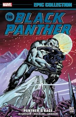 Black Panther Epic Collection: Panther's Rage (BOK)