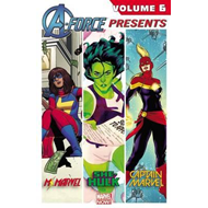A-force Presents Vol. 6 (BOK)