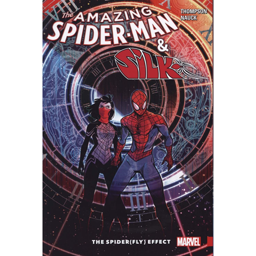 Amazing Spider-man & Silk: The Spider(fly) Effect (BOK)