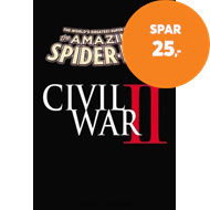 Produktbilde for Civil War Ii: Amazing Spider-man (BOK)