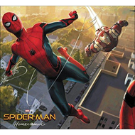 Spider-man: Homecoming - The Art Of The Movie (BOK)