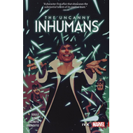 Uncanny Inhumans Vol. 4 (BOK)