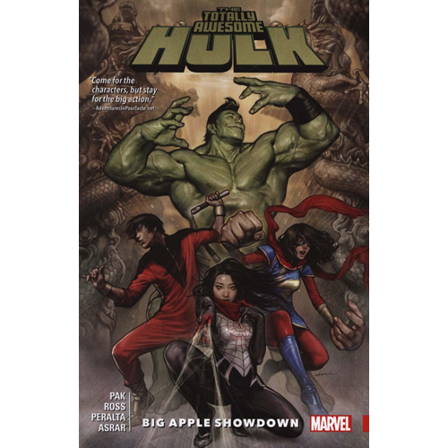 Totally Awesome Hulk Vol. 3: Big Apple Showdown (BOK)