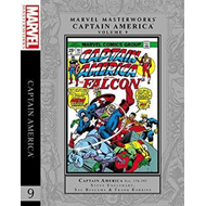 Marvel Masterworks: Captain America Vol. 9 (BOK)