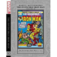 Marvel Masterworks: The Invincible Iron Man Vol. 10 (BOK)