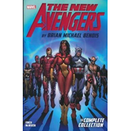 Produktbilde for New Avengers By Brian Michael Bendis: The Complete Collectio (BOK)