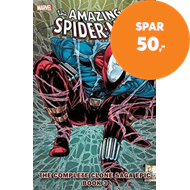 Produktbilde for Spider-man: The Complete Clone Saga Epic Book 3 (BOK)