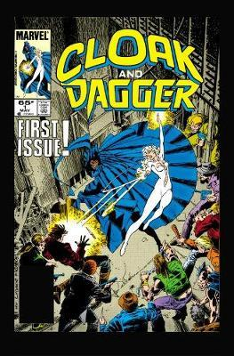Cloak And Dagger: Lost And Found (BOK)