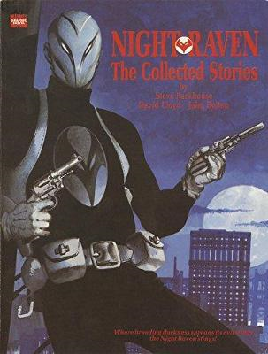 Night Raven: From The Marvel UK Vaults (BOK)