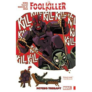Foolkiller: Psycho Therapy (BOK)