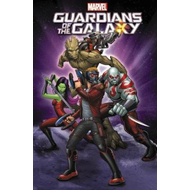 Marvel Universe Guardians Of The Galaxy (BOK)