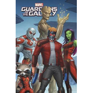 Produktbilde for Marvel Universe Guardians Of The Galaxy Vol. 6 (BOK)