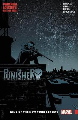 Punisher Vol. 3: King Of The New York Streets (BOK)