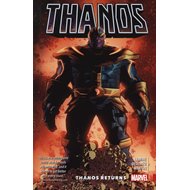 Thanos Vol. 1: Thanos Returns (BOK)