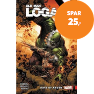 Produktbilde for Wolverine: Old Man Logan Vol. 6: Days Of Anger (BOK)