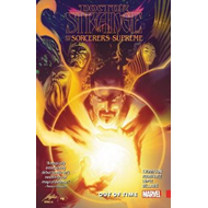 Produktbilde for Doctor Strange And The Sorcerers Supreme Vol. 1: Out Of Time (BOK)