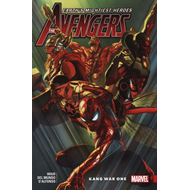 Avengers: Unleashed Vol. 1: Kang War One (BOK)