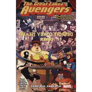 Great Lakes Avengers: Same Old, Same Old (BOK)