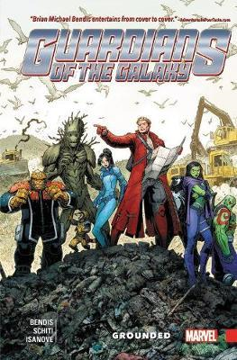 Guardians Of The Galaxy: New Guard Vol. 4: Grounded (BOK)