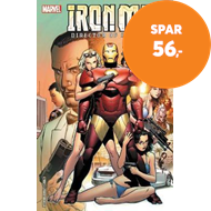 Produktbilde for Iron Man: Director Of S.h.i.e.l.d. - The Complete Collection (BOK)
