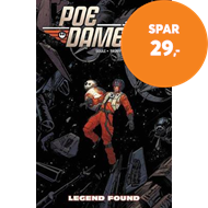 Produktbilde for Star Wars: Poe Dameron Vol. 4 - Legend Found (BOK)