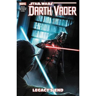 Produktbilde for Star Wars: Darth Vader - Dark Lord Of The Sith Vol. 2 - Legacy's End (BOK)