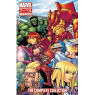 Marvel Mangaverse: The Complete Collection (BOK)