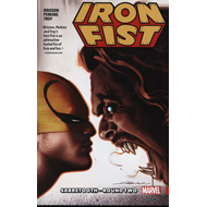 Iron Fist Vol. 2: Sabretooth - Round Two (BOK)