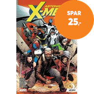 Produktbilde for Astonishing X-men By Charles Soule Vol. 1: Life Of X (BOK)