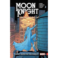 Produktbilde for Moon Knight: Legacy Vol. 1 - Crazy Runs In The Family (BOK)