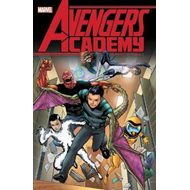 Avengers Academy: The Complete Collection Vol. 2 (BOK)