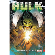 Hulk: Return To Planet Hulk (BOK)