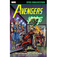 Produktbilde for Avengers Epic Collection: The Avengers/defenders War (BOK)