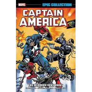 Produktbilde for Captain America Epic Collection: The Bloodstone Hunt (BOK)