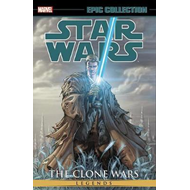 Star Wars Epic Collection: The Clone Wars Vol. 2 (BOK)