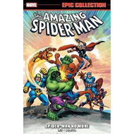 Amazing Spider-man Epic Collection: Spider-man No More (BOK)
