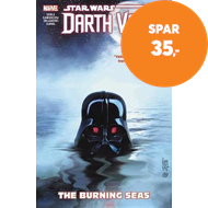 Produktbilde for Star Wars: Darth Vader: Dark Lord Of The Sith Vol. 3 - The B (BOK)