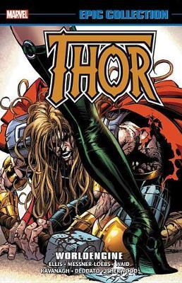 Thor Epic Collection: Worldengine (BOK)