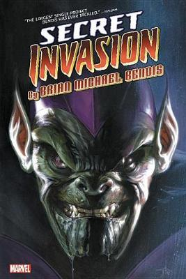 Secret Invasion By Brian Michael Bendis Omnibus (BOK)
