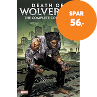 Produktbilde for Death Of Wolverine: The Complete Collection (BOK)