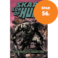 Produktbilde for Skaar: Son Of Hulk - The Complete Collection (BOK)